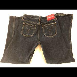 Calvin Klein Jeans high rise straight W30 x L30